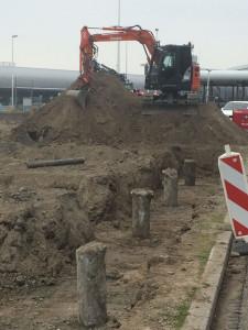 Voortgang nieuwbouw Mortuarium Schiphol