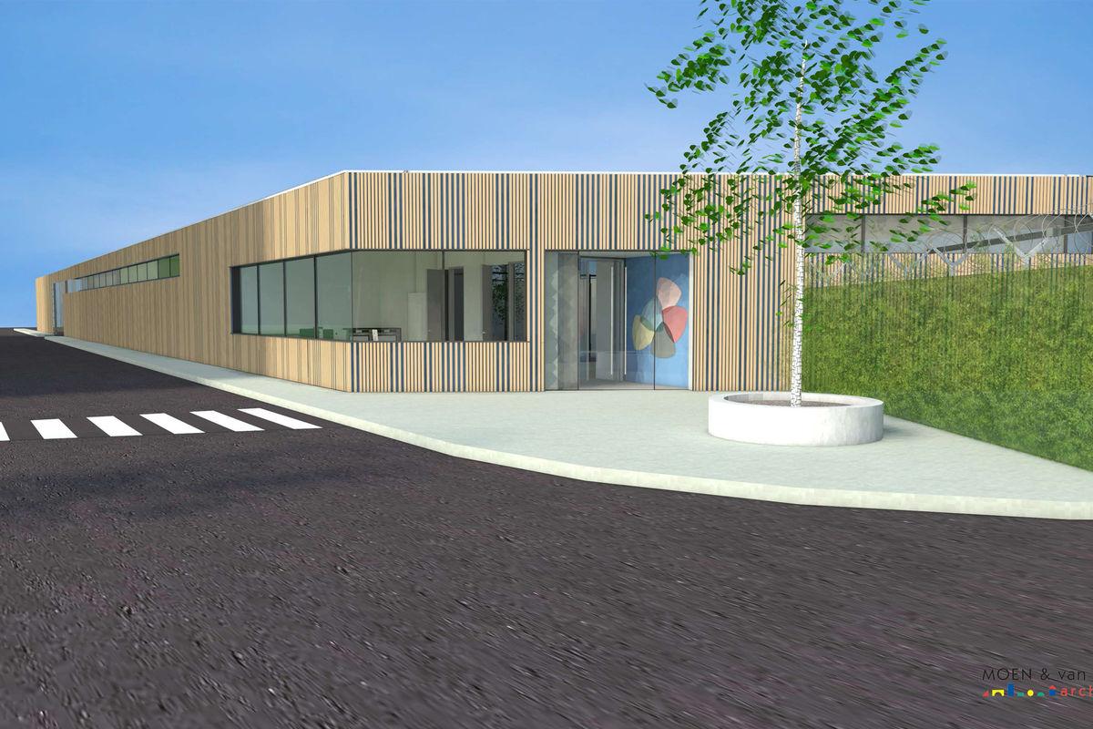 Foto-impressie Opening Nieuwbouw Mortuarium Schiphol