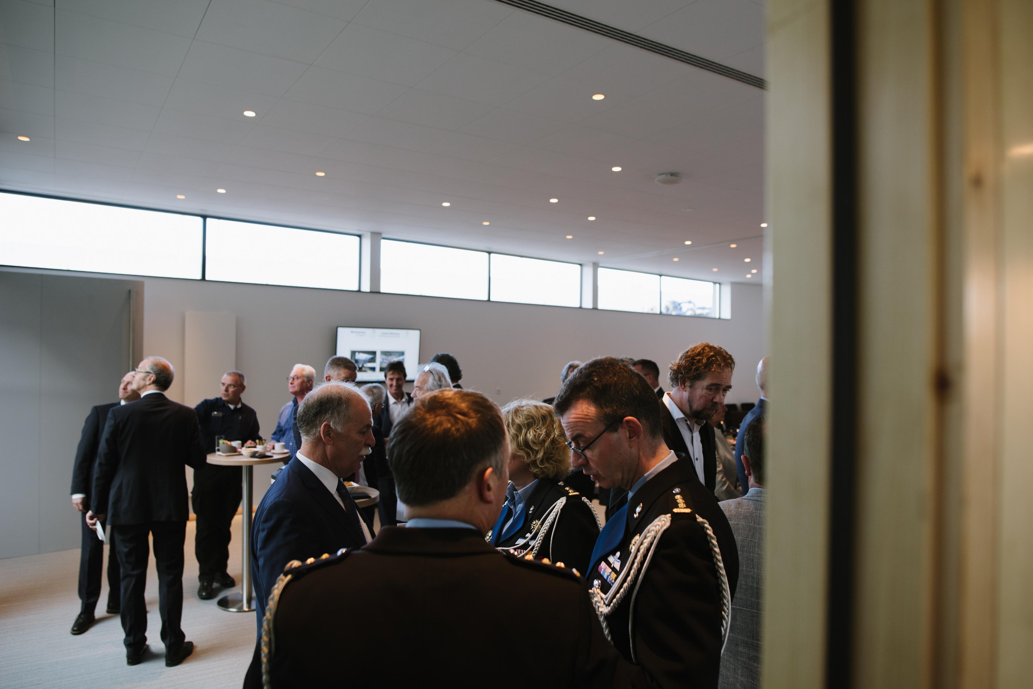 Opening Mortuarium Schiphol (14)