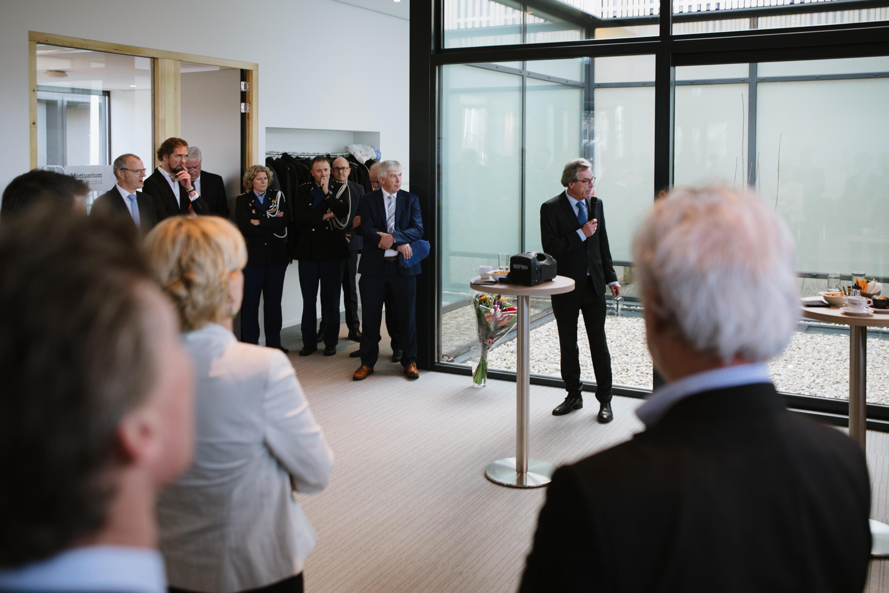 Opening Mortuarium Schiphol (19)