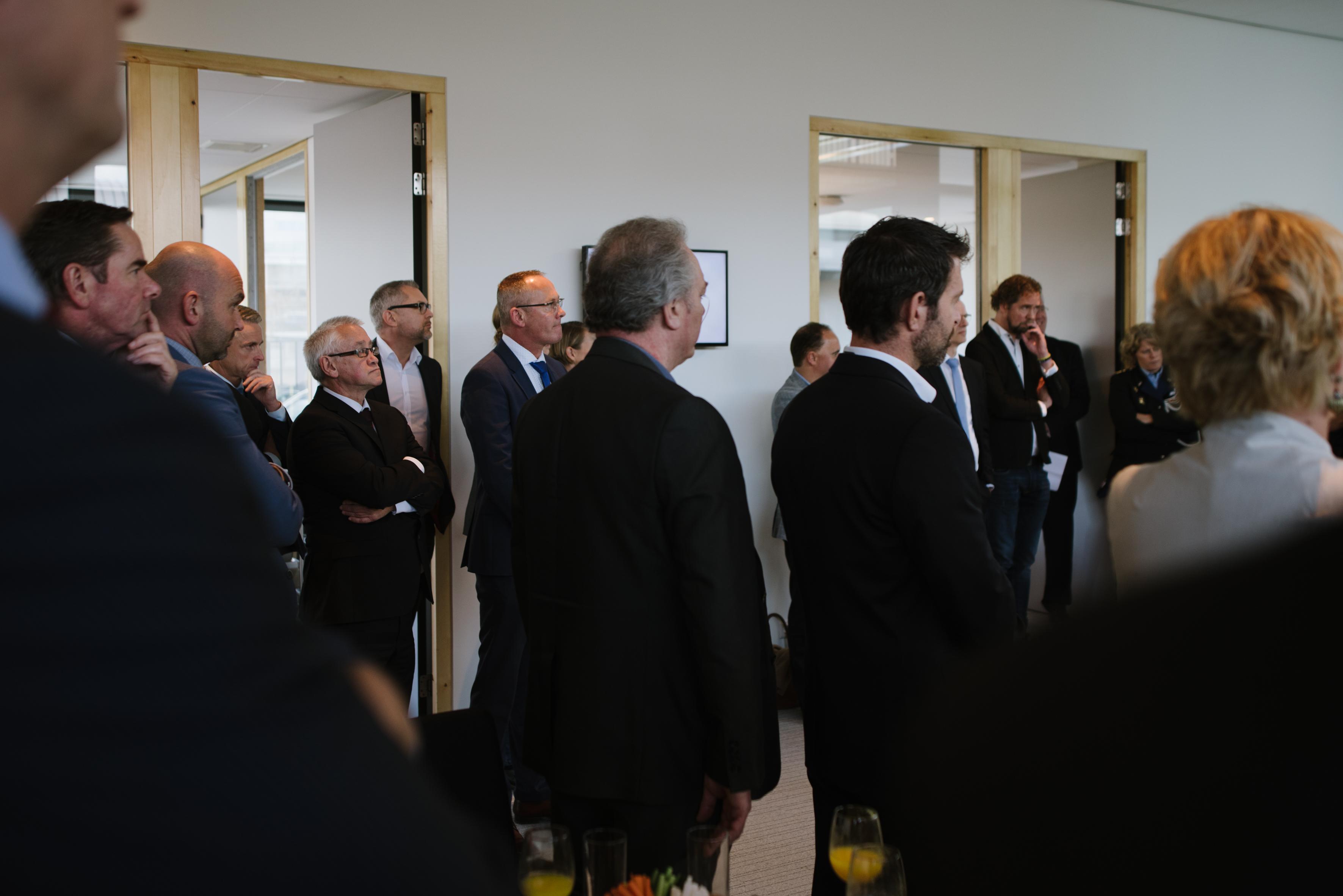 Opening Mortuarium Schiphol (21)