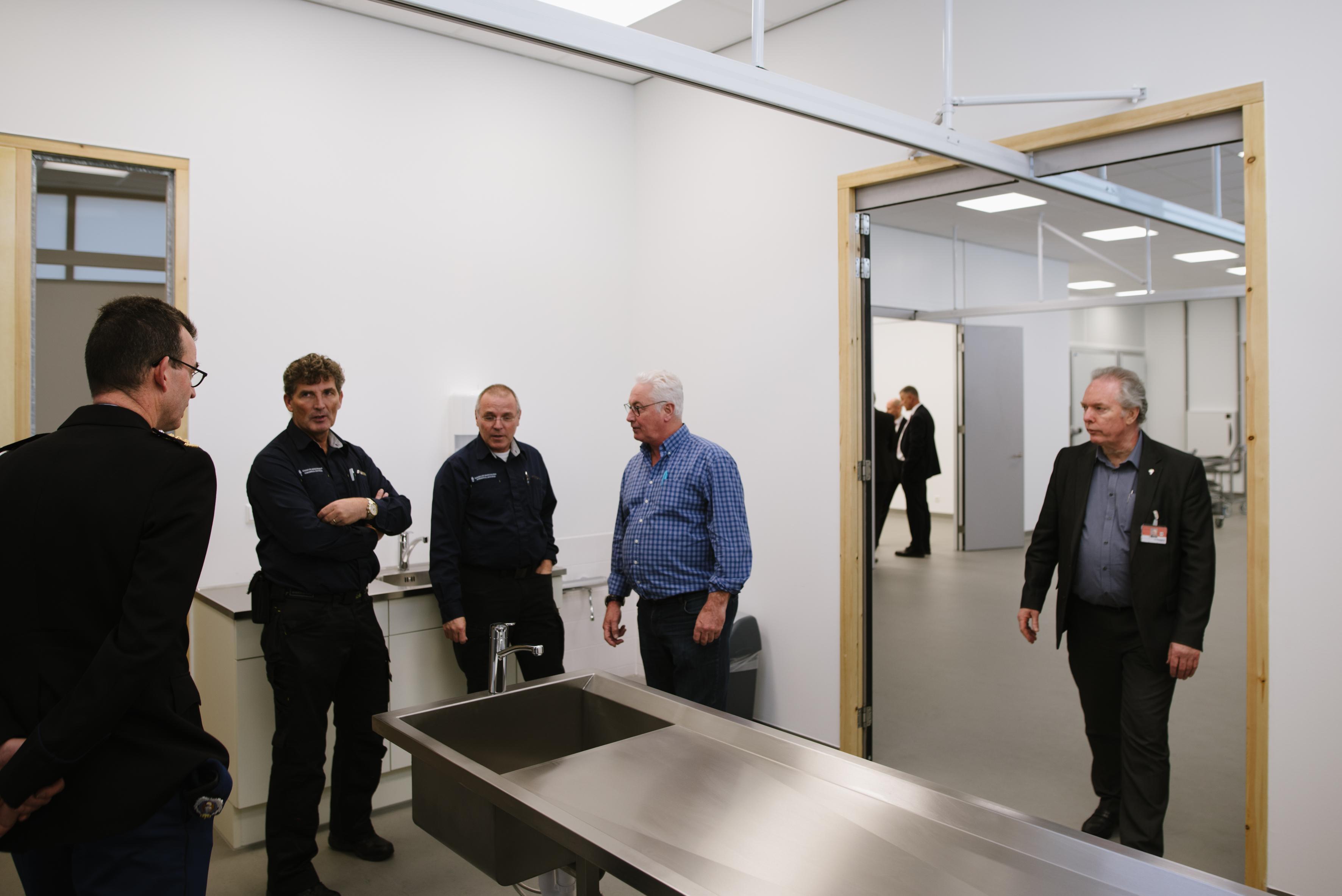 Opening Mortuarium Schiphol (22)