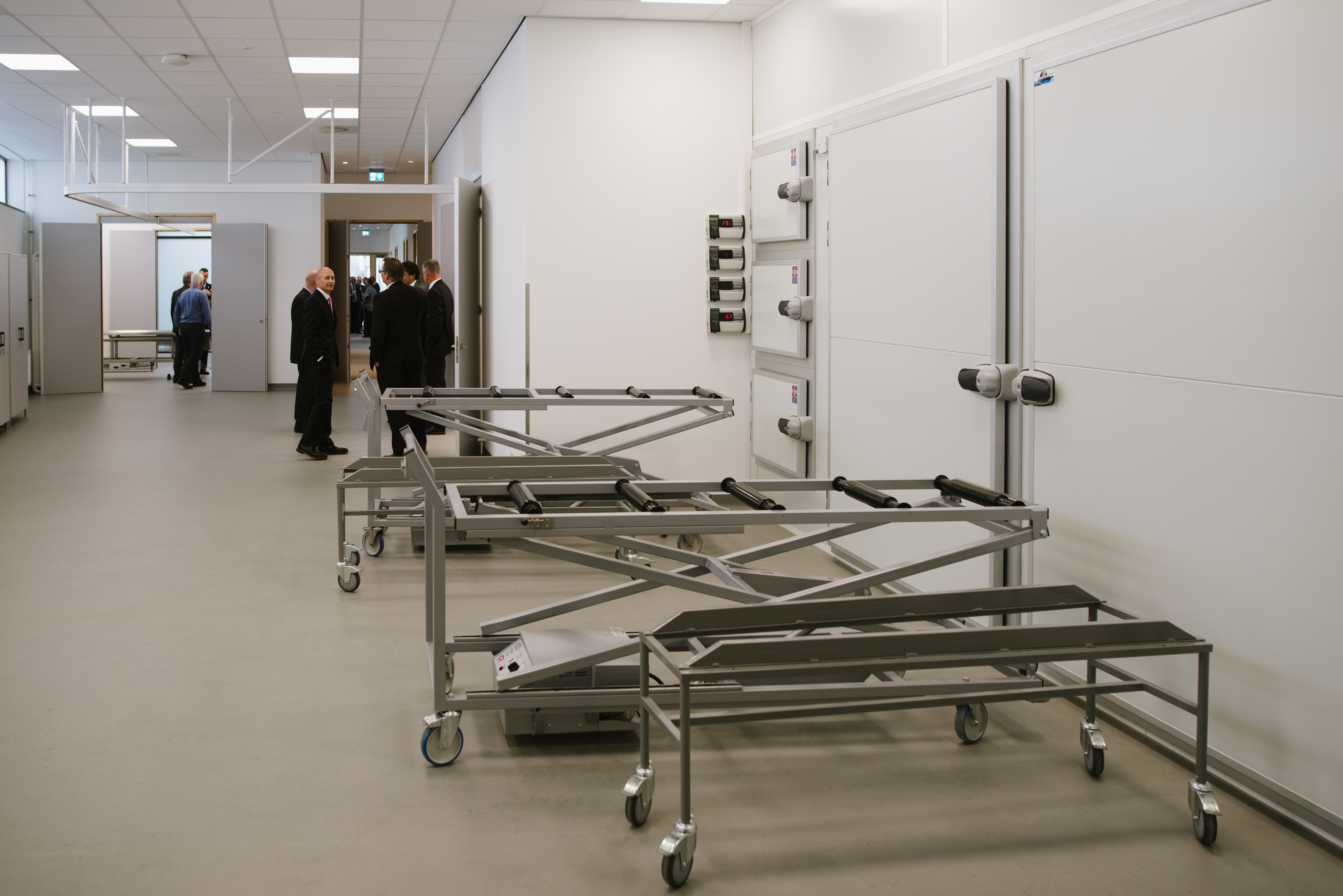 Opening Mortuarium Schiphol (23)