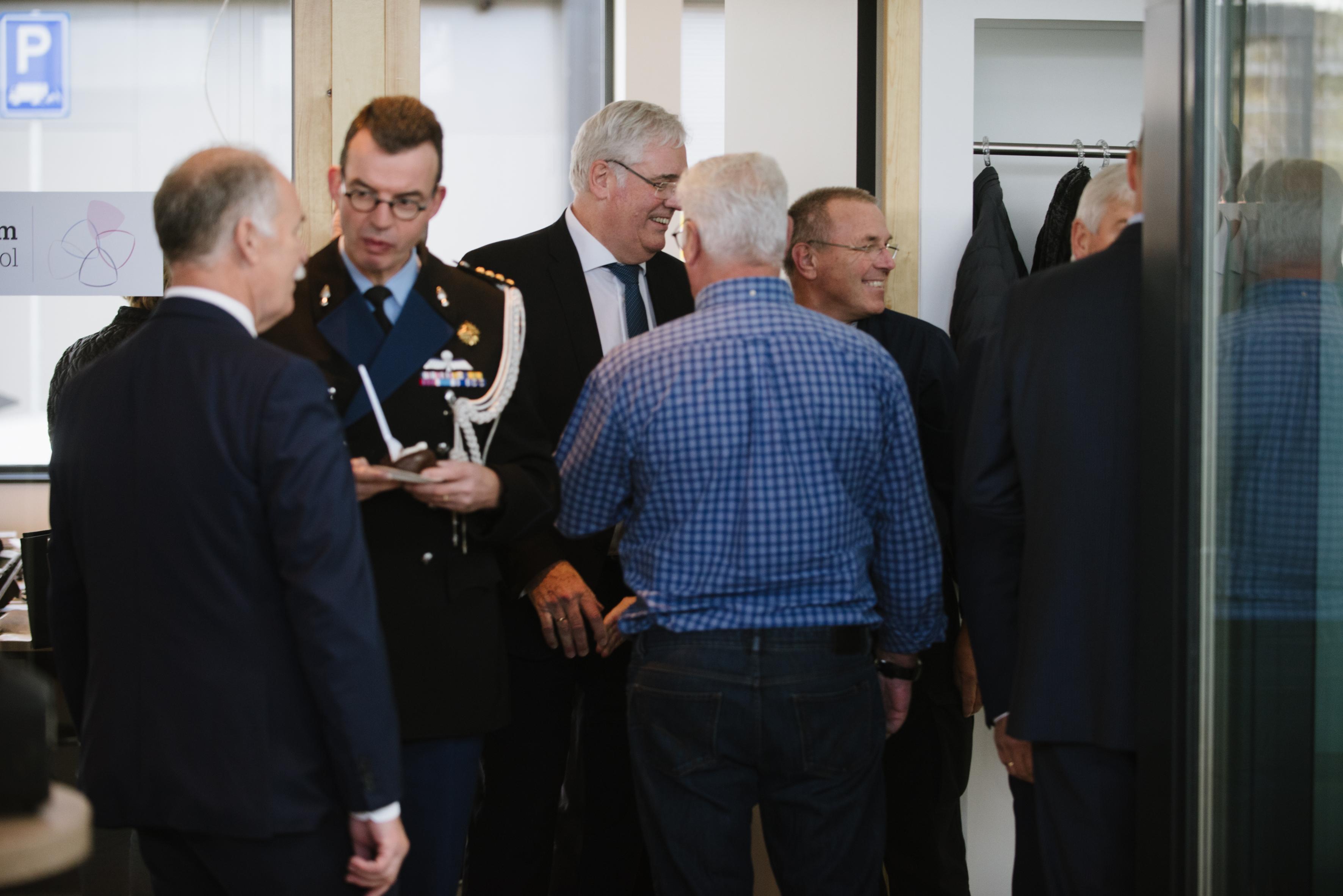 Opening Mortuarium Schiphol (30)