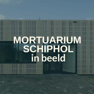 Mortuarium Schiphol in het Brancheblad Uitvaartzorg